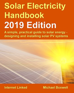 The Solar Electricity Handbook Solar Photovoltaic Book