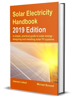 Awesome The Solar Electricity Handbook Solar Photovoltaic Book Wiring Cloud Brecesaoduqqnet